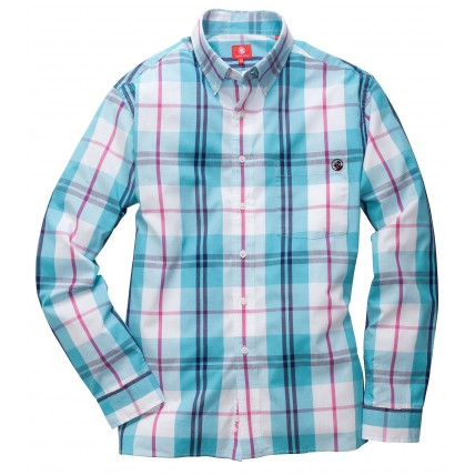 Southern Shirt - Turquoise